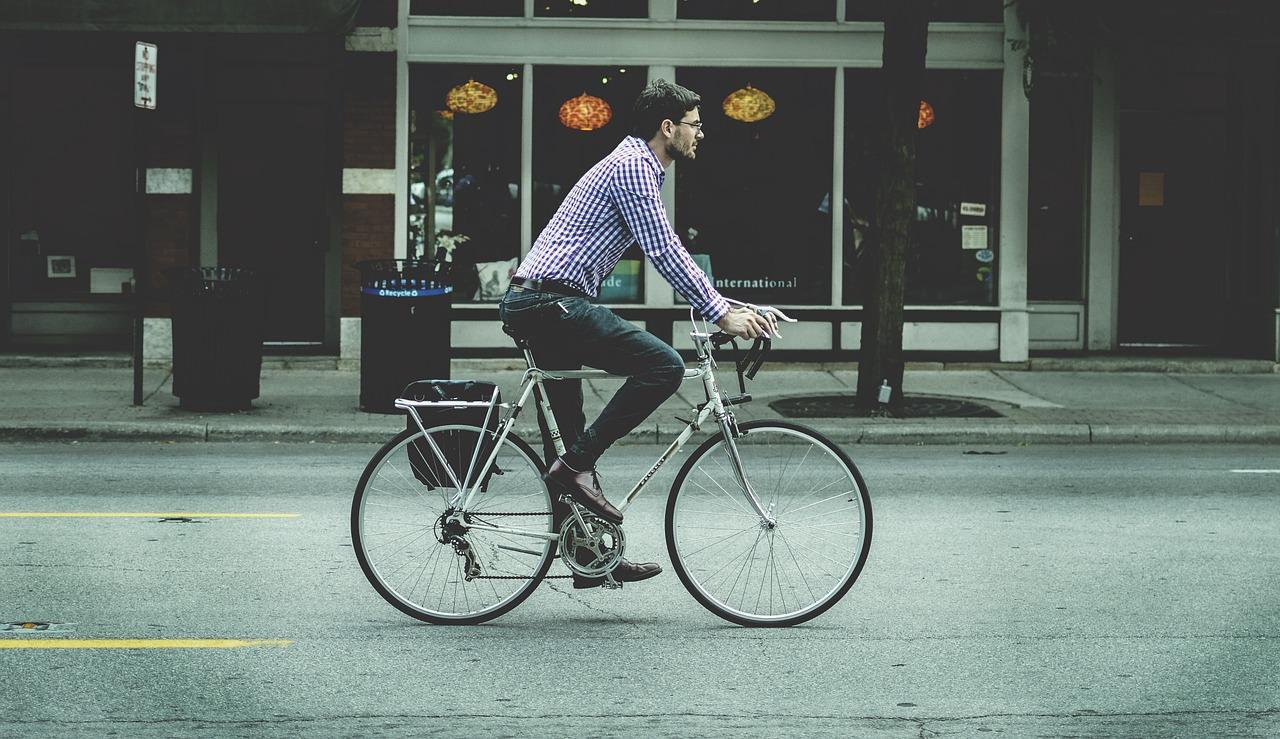 cycling in LA